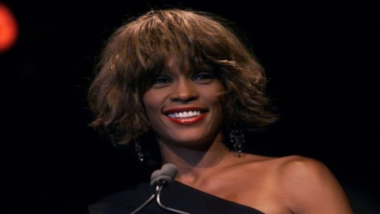 Whitney Houston Is Being Inducted Into The Rock & Roll Hall Of Fame
