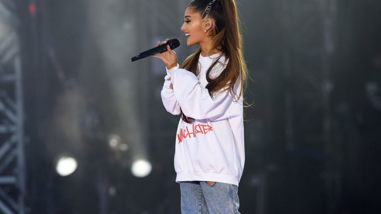Ariana Grande shares brain scan, opens up about PTSD