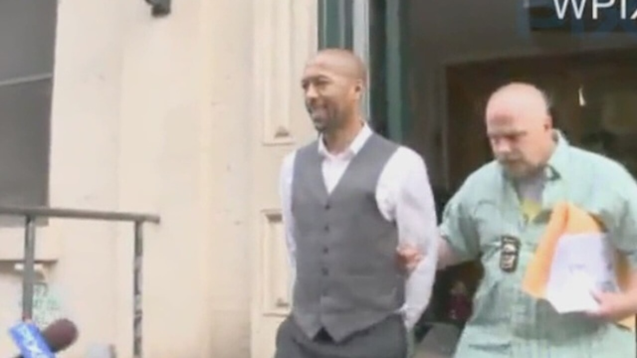 Charles Pugh arraigned in New York City