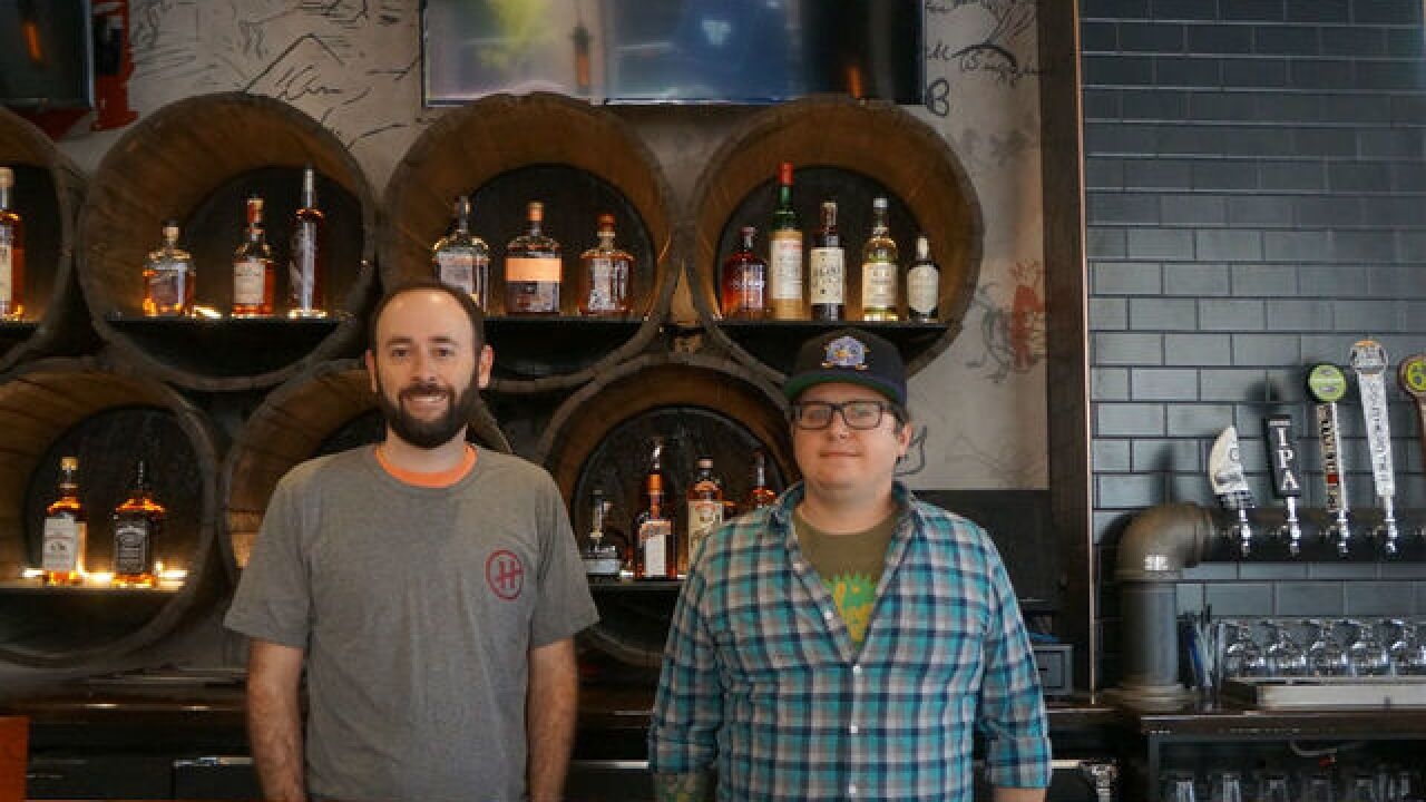 Rhinehaus, Nation owners open 'living room' bar in Covington