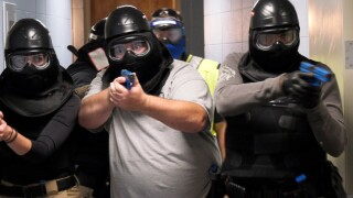 'Ready for anything:' MSU police, other agencies train for active shooter scenarios
