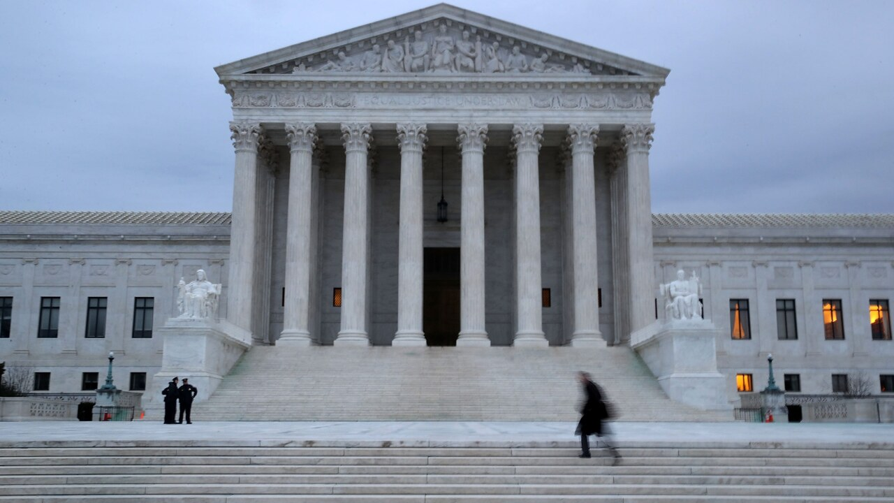 Supreme Court blocks Justice Department from restarting federal executions next week
