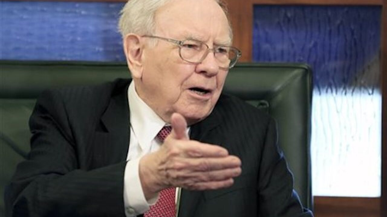 Buffett says US economy weaker than he expected