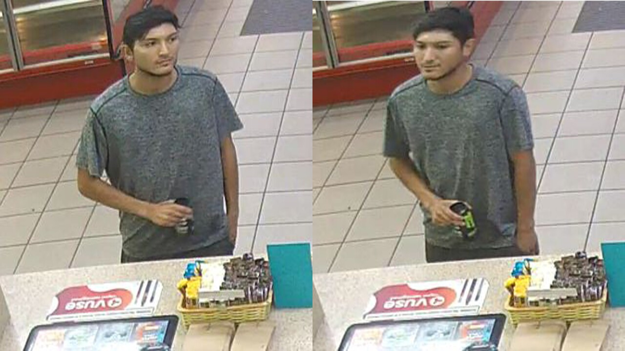 Suspect involved in string of robberies identified