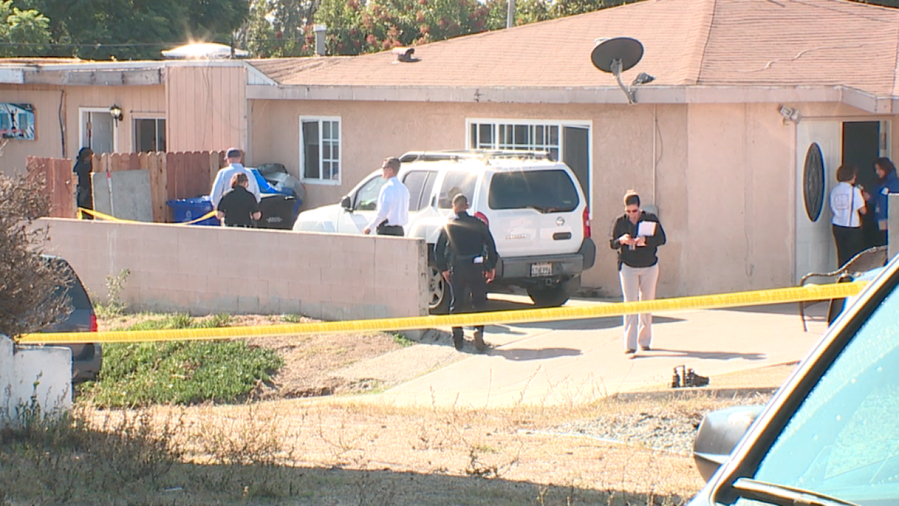 Parents, 3 children killed in Southern California murder-suicide, police say