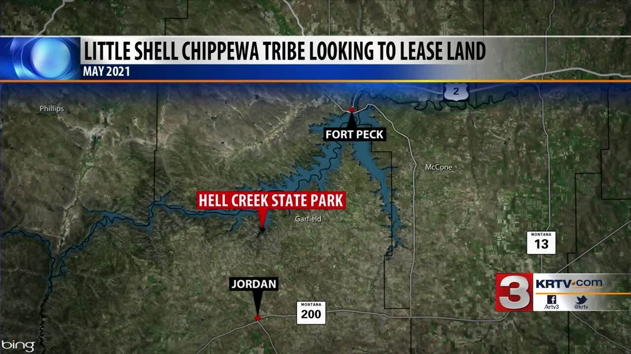 Little Shell Tribe looking to lease and operate land in eastern Montana