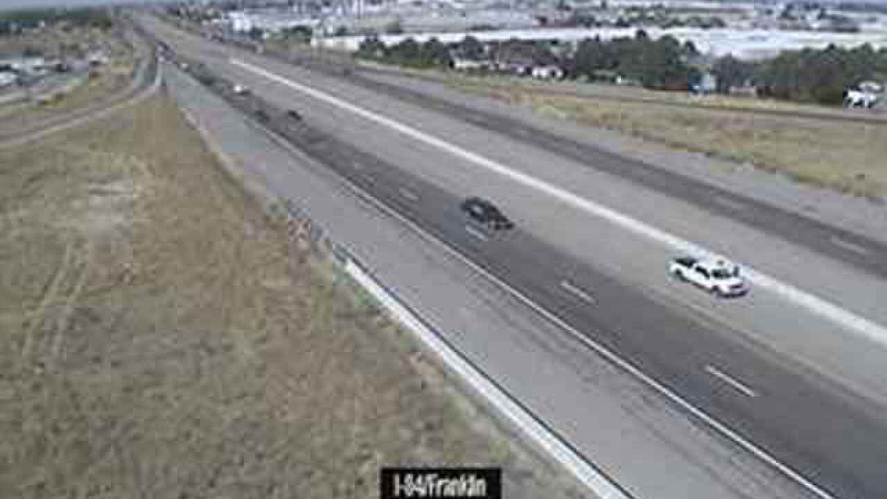 Interstate 84 expansion project in Nampa starts Wednesday