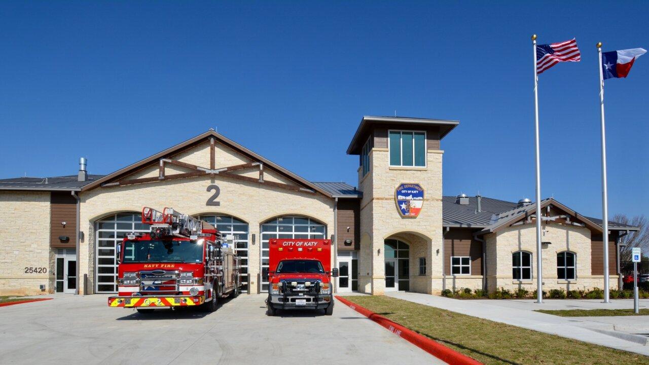 new katy fire station