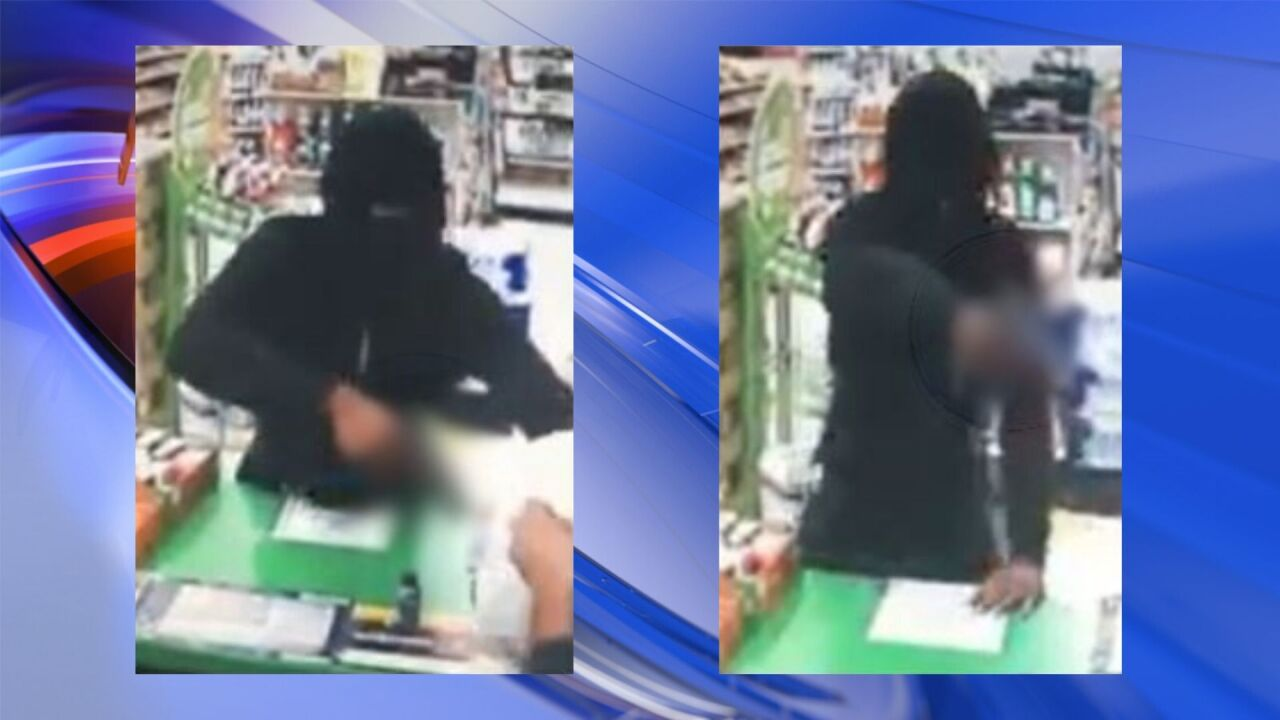 Police investigating after armed robbery at Hampton convenience store