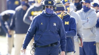 Michigan football off to another disappointing start under Jim Harbaugh