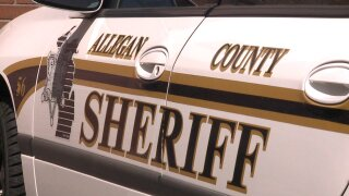 Allegan County Sheriff Cruiser