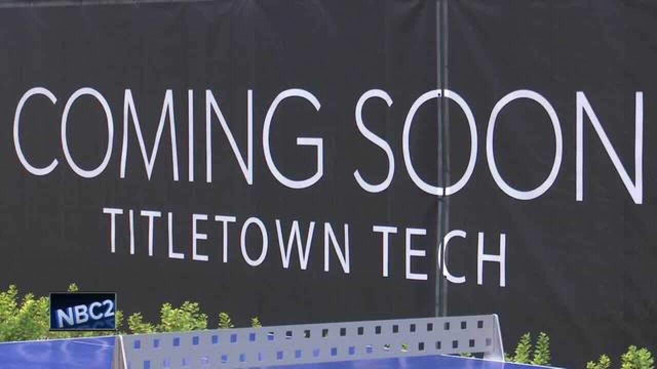 Packers and Microsoft name Titletown tech leader