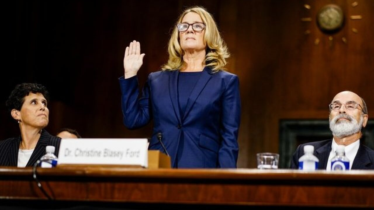 READ: Christine Blasey Ford's prepared remarks