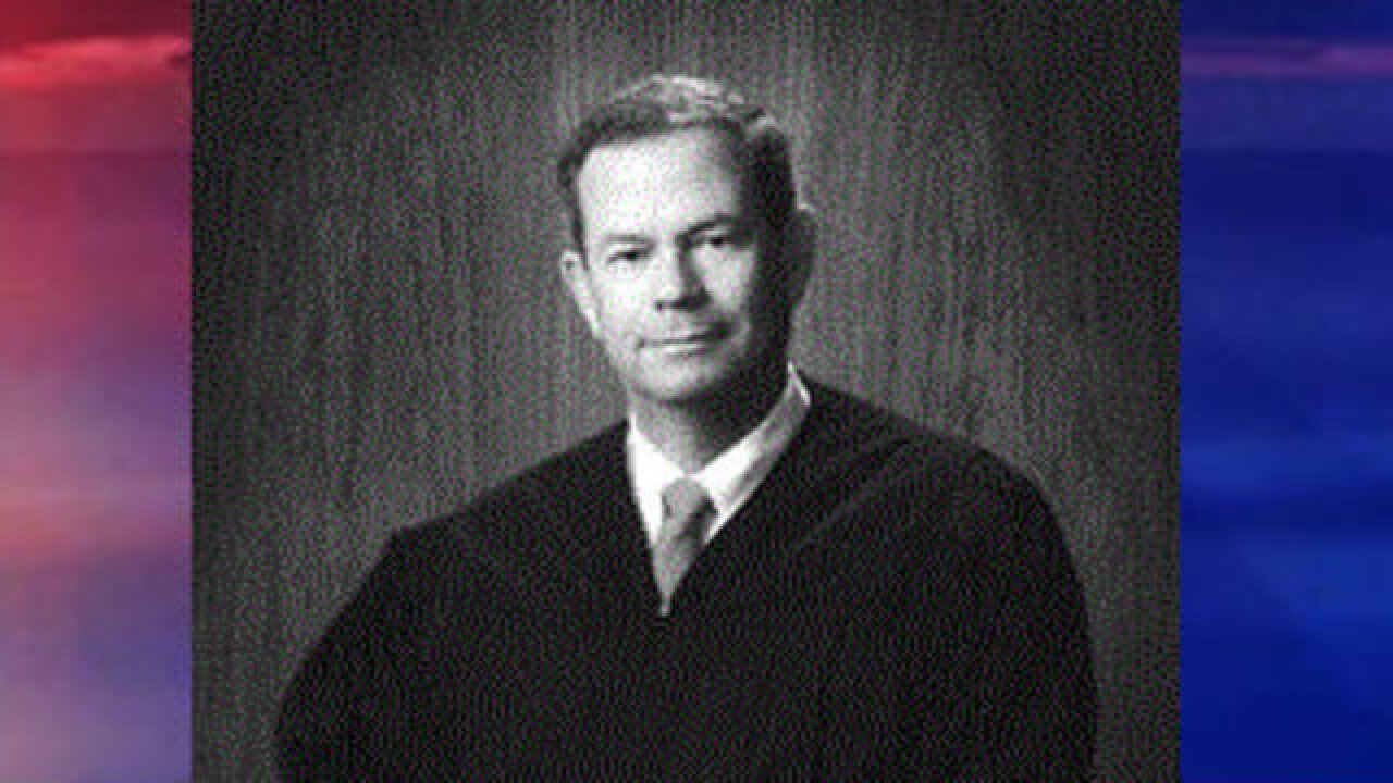 Idaho Supreme Court Justice Joel Horton to retire