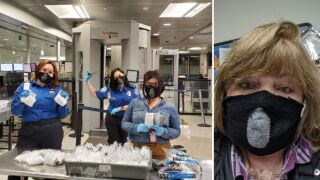 tsa masks at newark.jpg