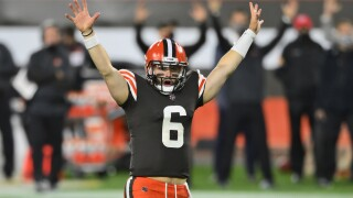 Browns Baker Mayfield