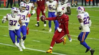 Bills Cardinals Football