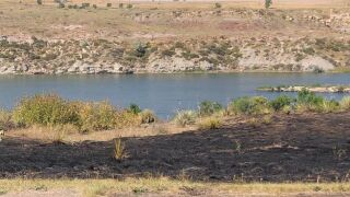 Emergency crews fighting grass fire on northeast side of Great Falls