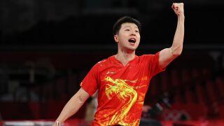 Ma Long back on top following win over Fan Zhendong in men's singles final