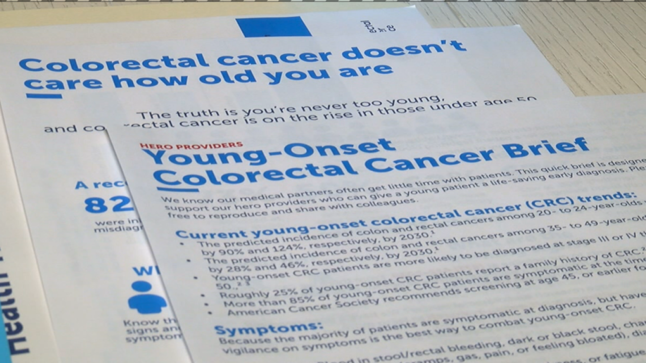 Western New York dad fights colorectal cancer by spreading awareness
