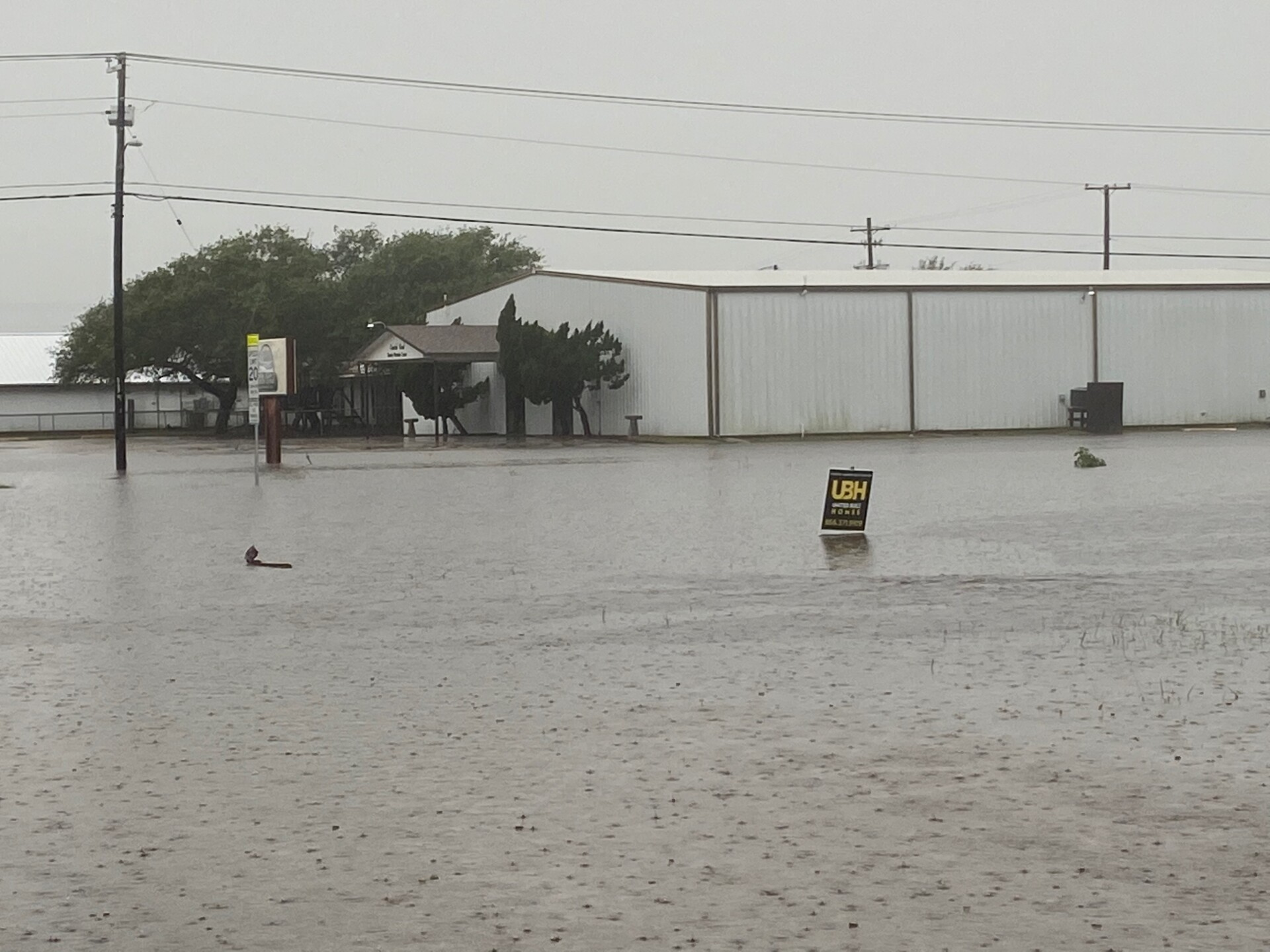 Seventh and Saunders in Aransas Pass