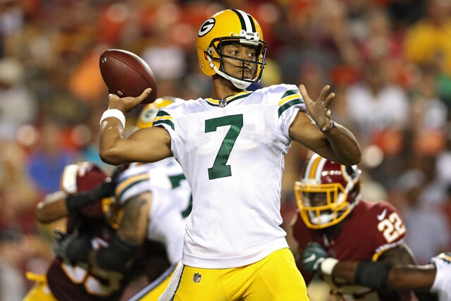 PHOTOS: Packers impressive 21-17 win against Redskins in second preseason game