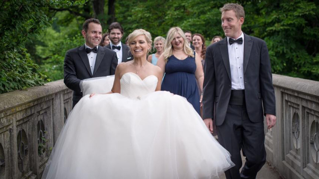 9 things Julie Dolan learned being a bride