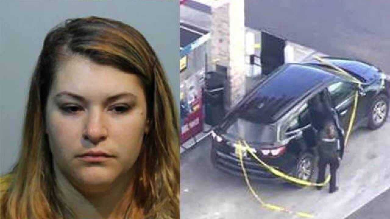 Florida woman charged in toddler's death in hot car