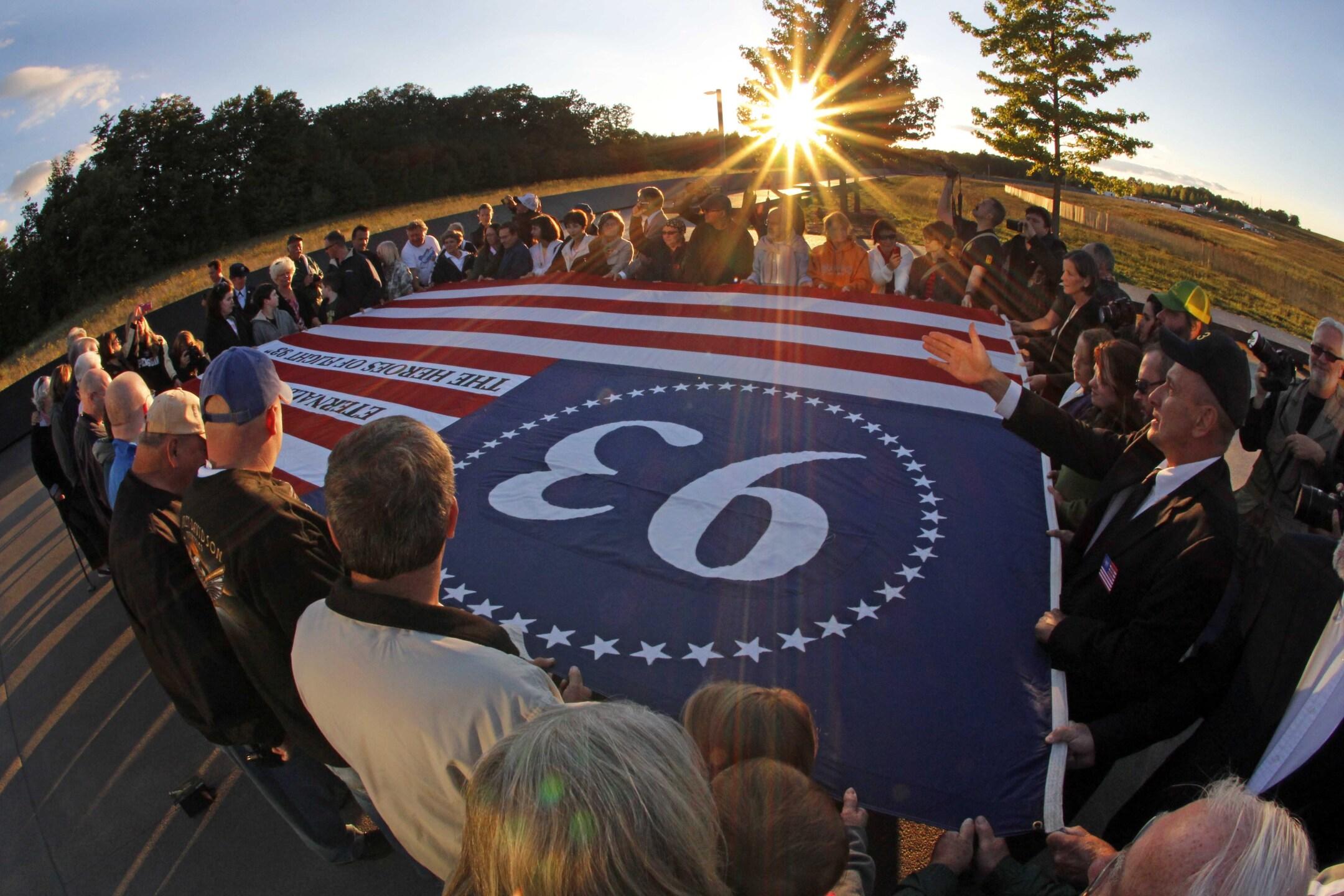 APTOPIX Sept 11-Pennsylvania