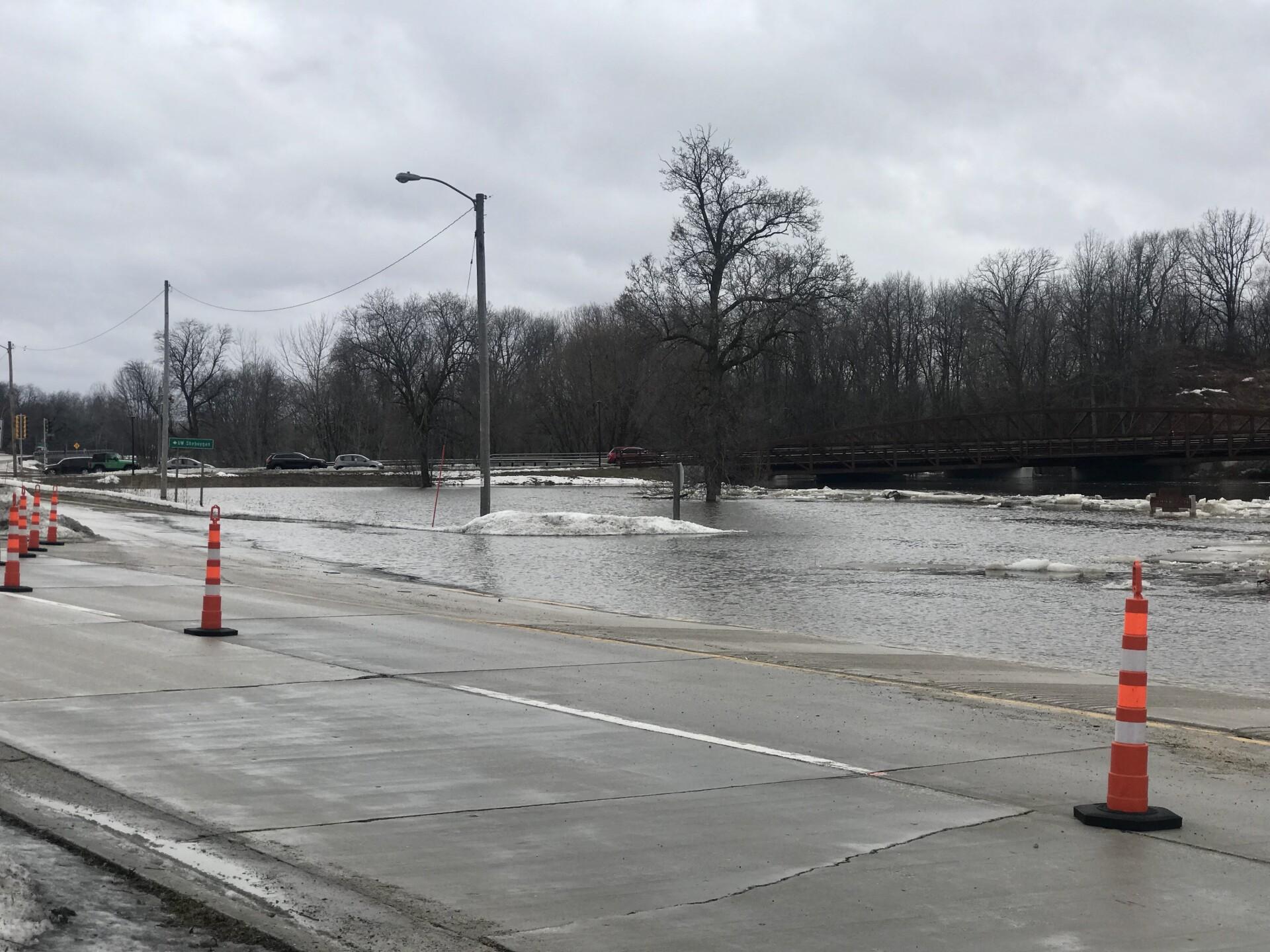 More flooding in Sheboygan