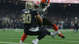 Cleveland Browns v New Orleans Saints