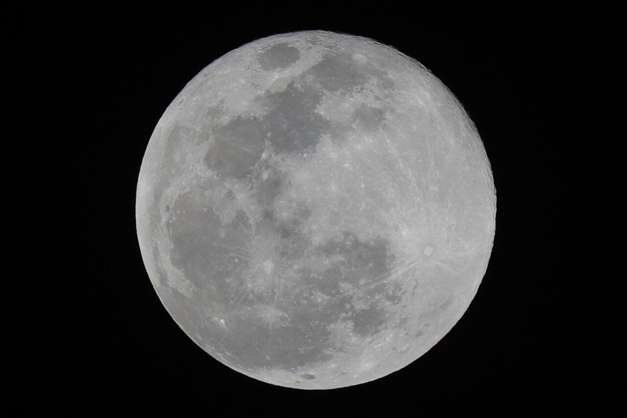 Philippines Supermoon