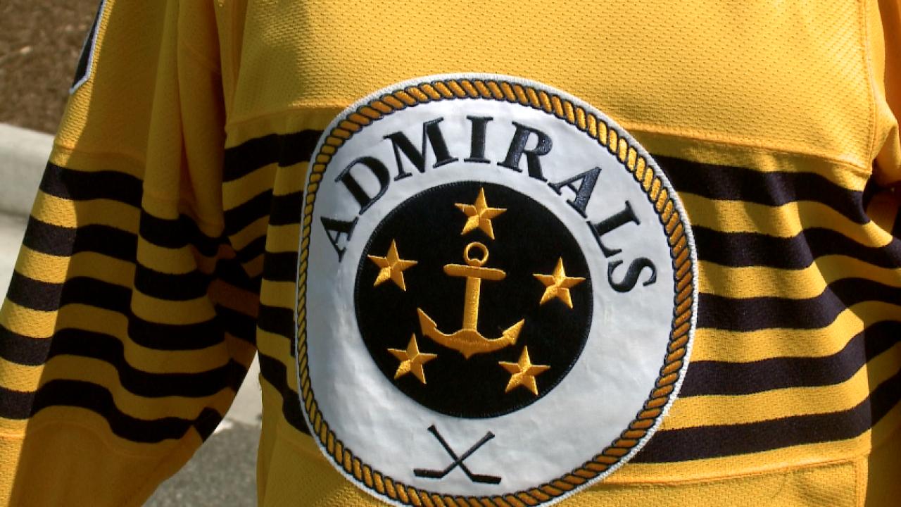 Norfolk Admirals lean on former players to lead hockey program'srevival