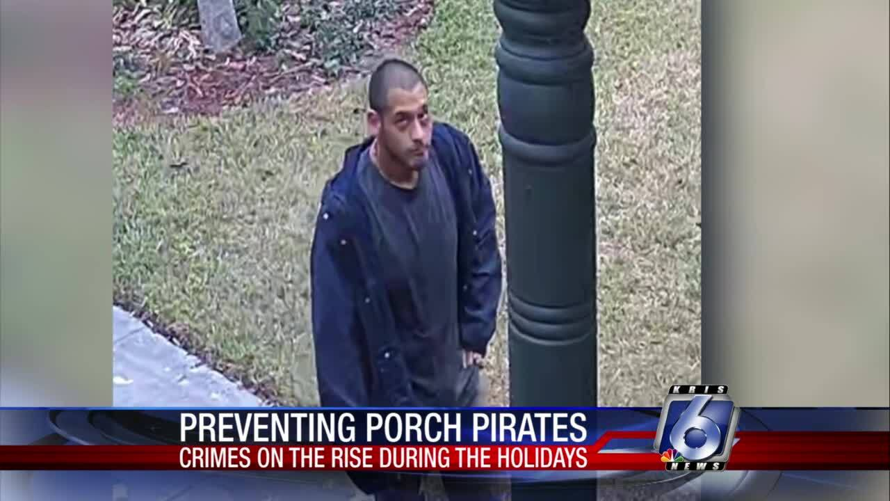 CCPD warns to be on the lookout for porch pirates