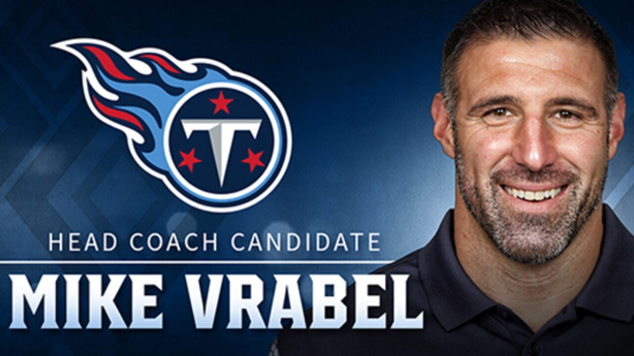 Titans Announce 1st Interviews For New Head Coach