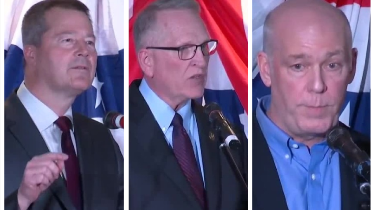 3 GOP candidates for governor take Billings stage for debate