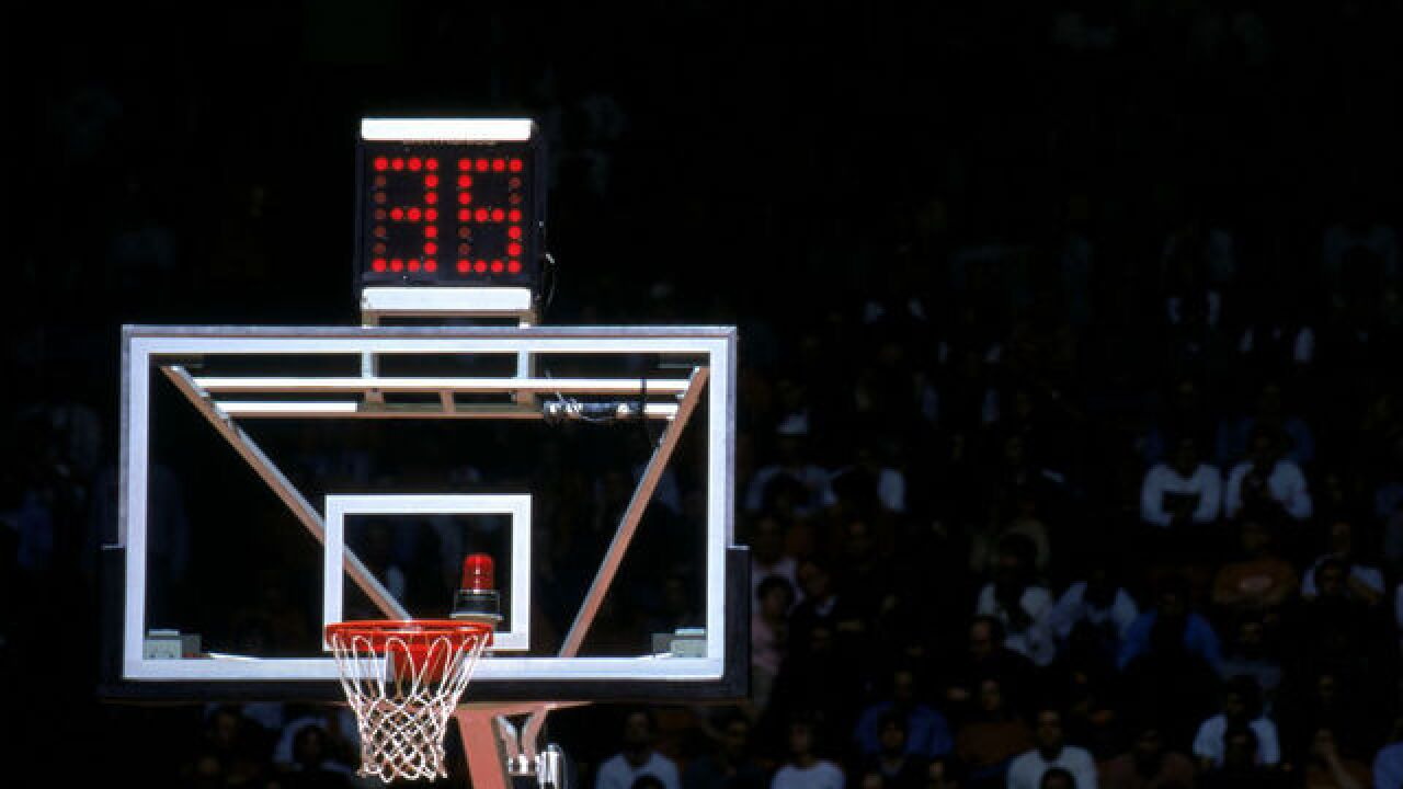 Dyer: Will Ohio hoops get a shot clock?