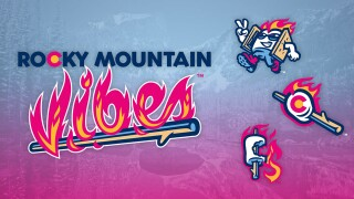 Colorado Springs' new minor league baseball team chooses name: The Rocky Mountain Vibes