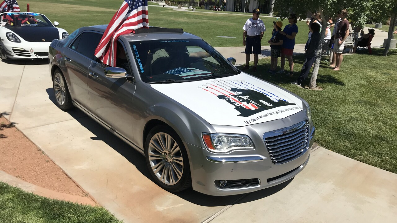 Memorial Day car paradejpg