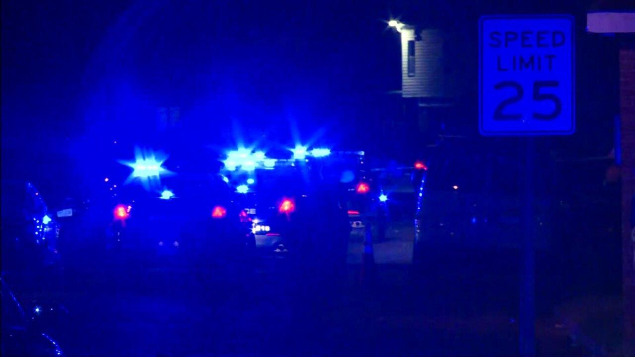 10 shot, 1 killed at Virginiaparty