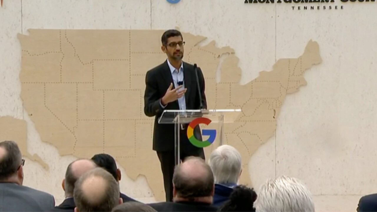Google Brings Data Center Jobs To Clarksville