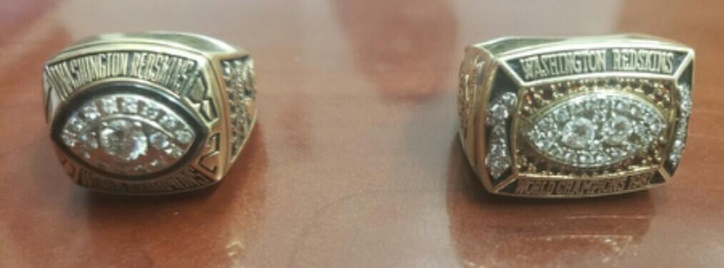 Mark May Super Bowl ring 3