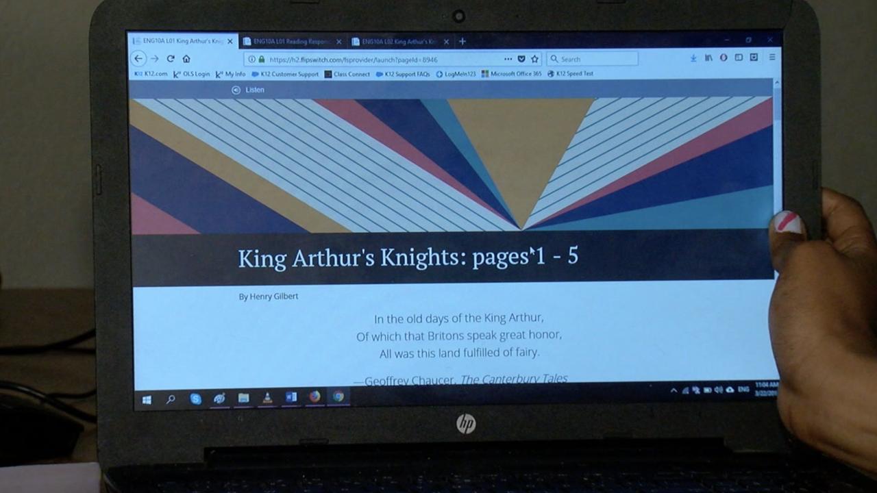 KNXV Online Schools