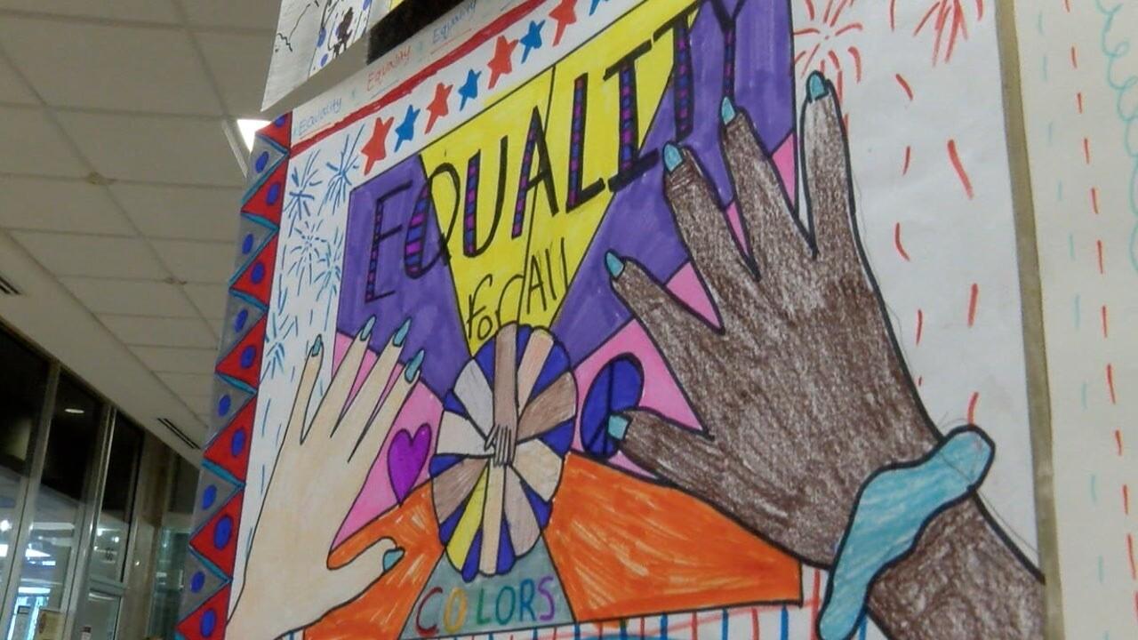 Equality drawing