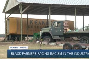 How Black farmers in our area say a long legacy of institutional racism has led to their disappearance
