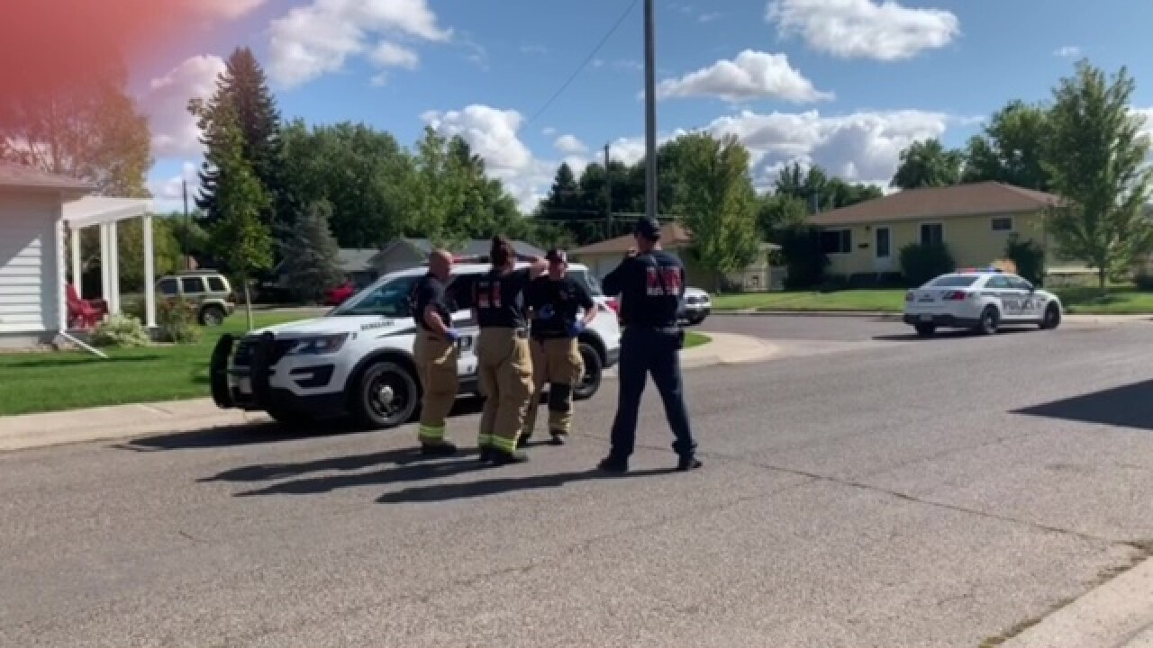 Officers respond to bogus report of a woman being shot in Great Falls