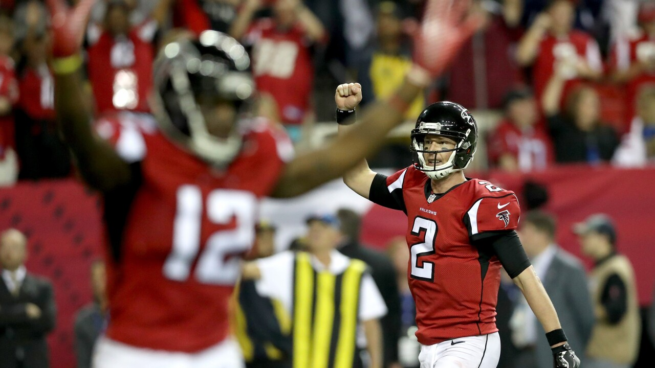 Falcons crush Packers 44-21 in NFC Championship , clinch spot in Super Bowl LI