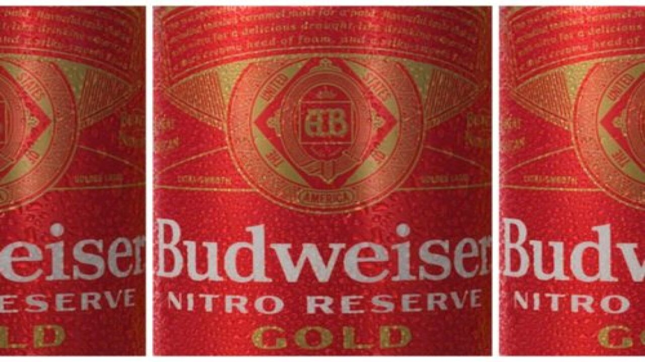 Budweiser Has A New Nitro Beer
