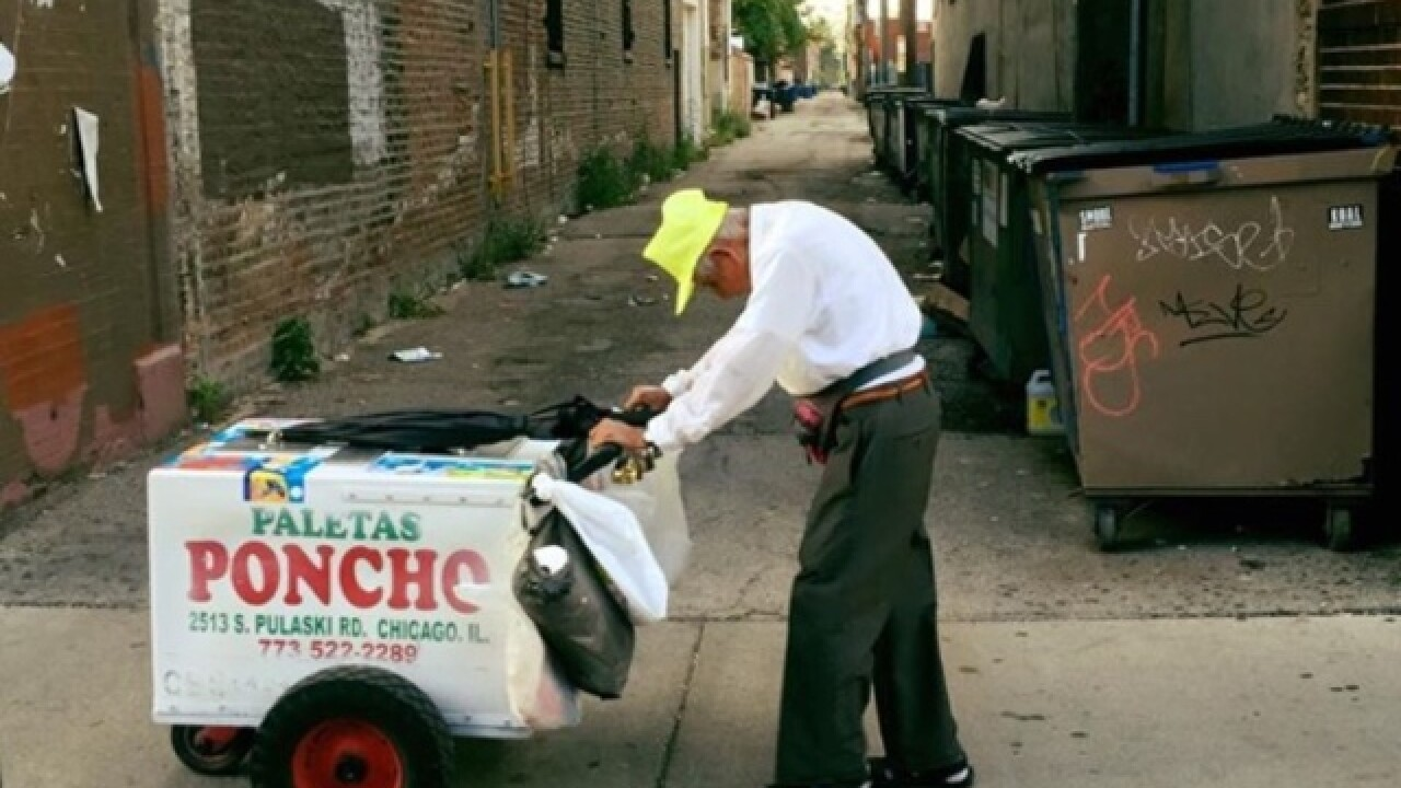 Campaign for elderly Chicago ice pop seller exceeds $200,000