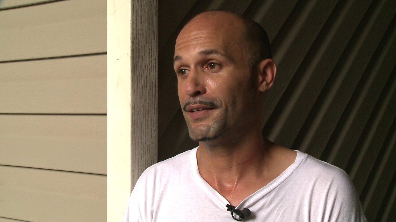 Neighbor follows God, helps Hanover apartment shootingvictim
